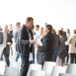 Netzwerken am Wildfleckener Wirtschaftsgespräch 2016