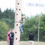 Klettern mit Rhön Adventure Academy
