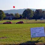 Kennzeichnung der freien Flächen im Gewerbepark